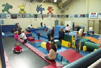 Image of Gymnastics Center