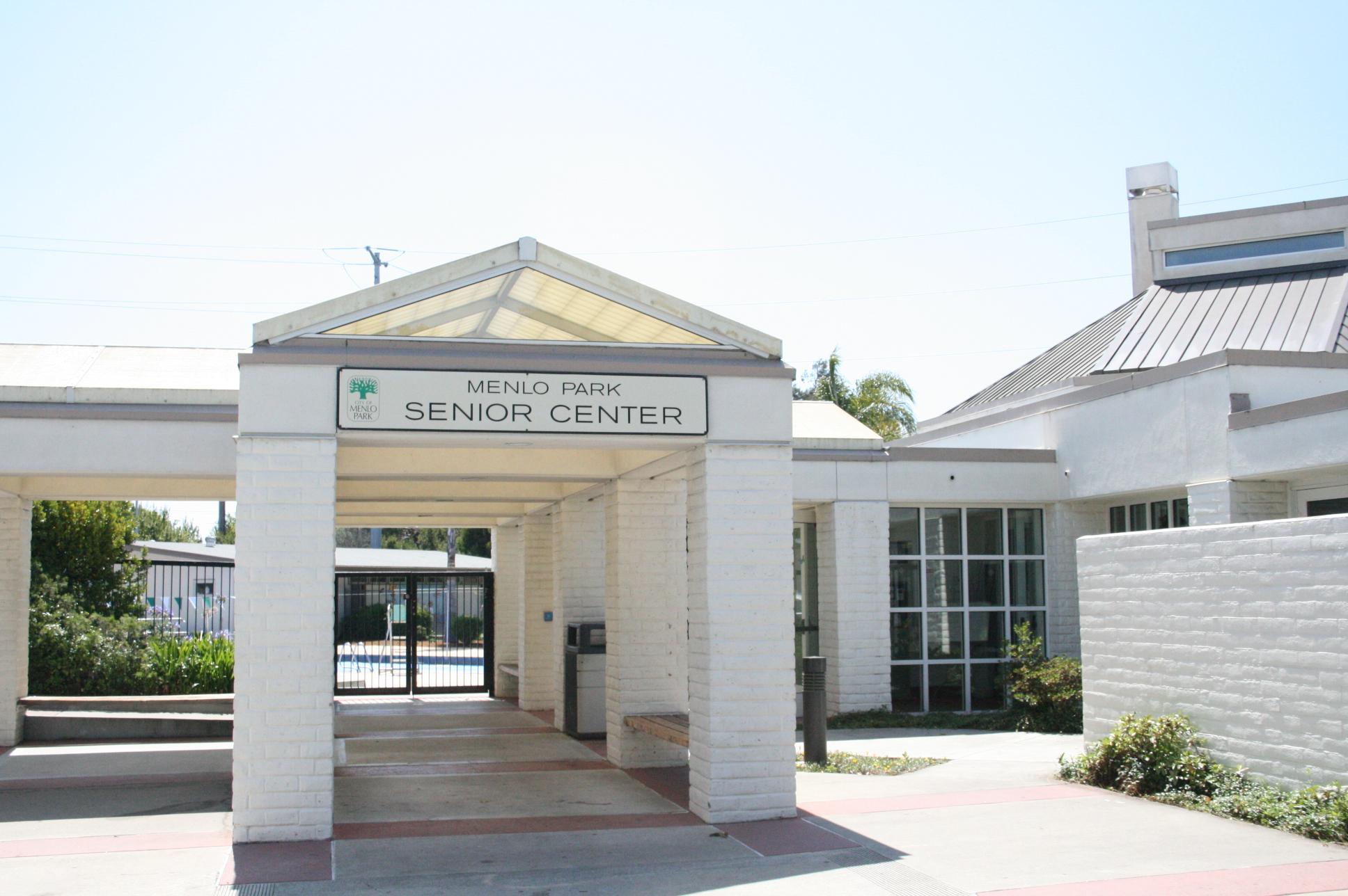 Image of Menlo Park Senior Center
